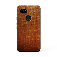 Figured Sapele Wood Case for Google Pixel 2 XL