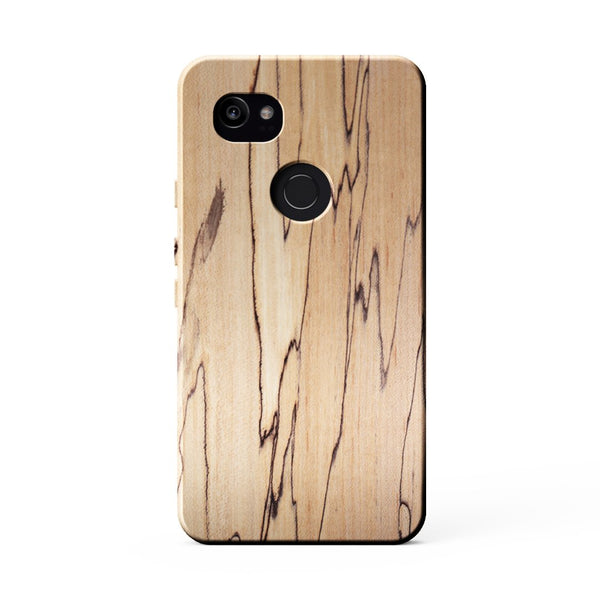Spalted Maple Wood Case for Google Pixel 2 XL
