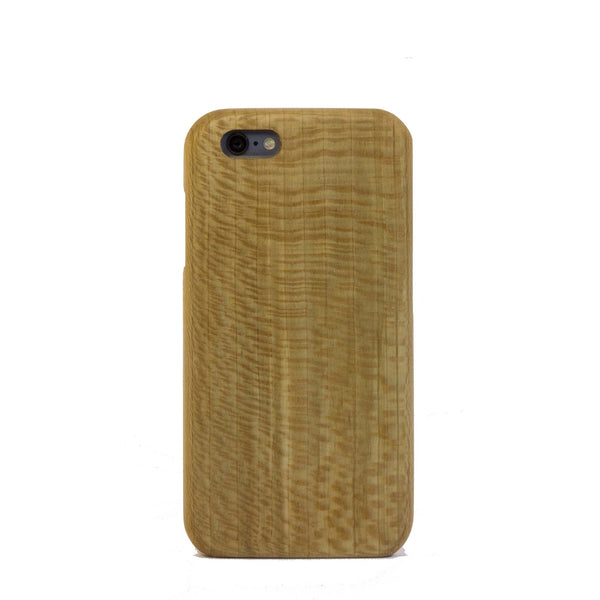 Sycamore wood case for the iPhone 7