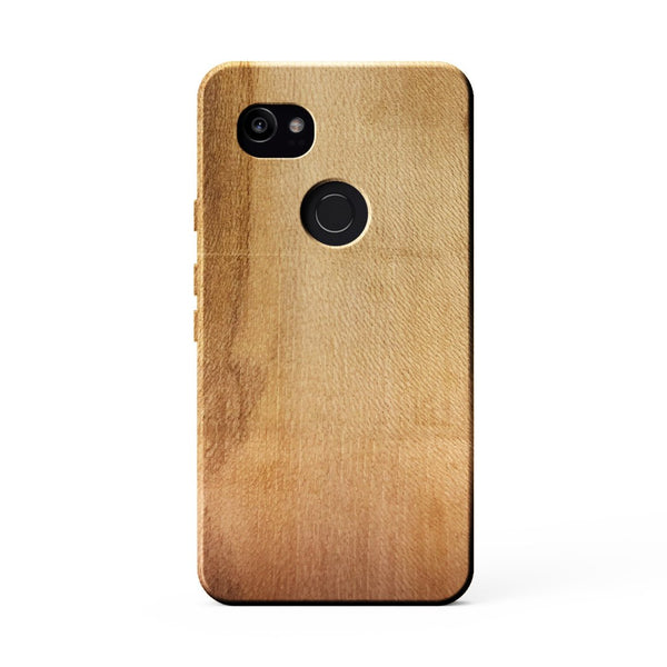 Sycamore Wood Case for Google Pixel 2 XL