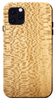 sycamore wood iPhone 11 pro max kerf phone case