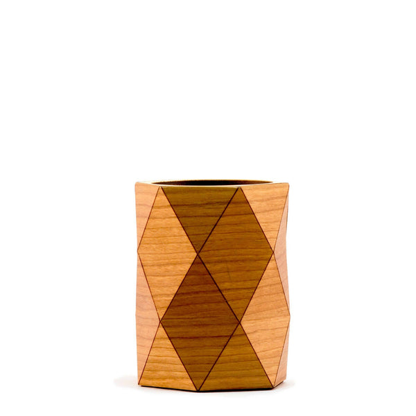 Wood Vessel - Cherry