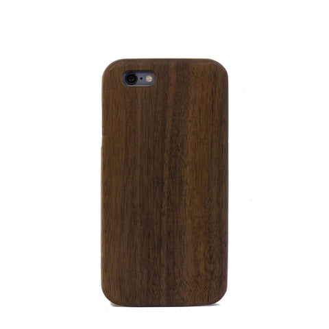 Walnut Wood Case for iPhone 6/6s