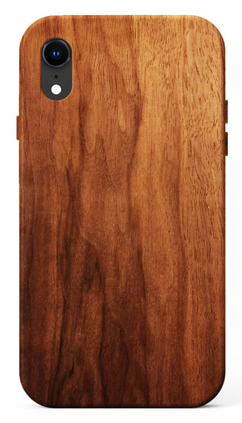 KerfCase Walnut iPhone XR Wood Case