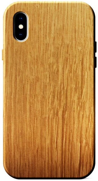 Kerf Select White Oak Wood case for iPhone Xs Max Google Pixel 3 XL Samsung Galaxy S10 Plus