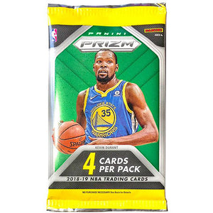 2018-19 NBA Panini Prizm Pack