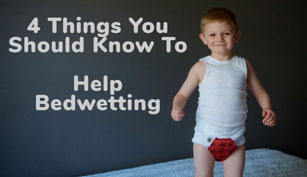 How to Help Your Child With Bedwetting