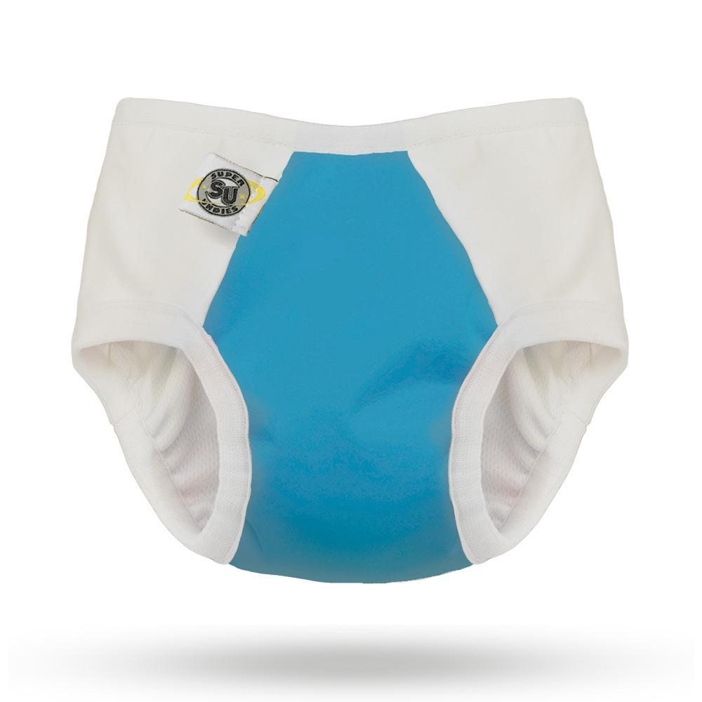 Boys Training Pants: Aqua
