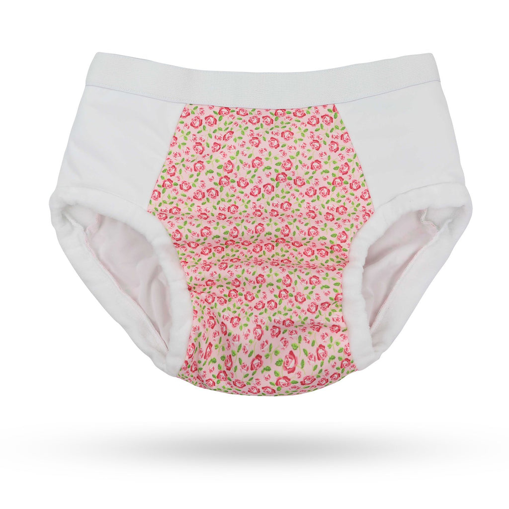 Adult incontinence briefs, waterproof reusable underwear