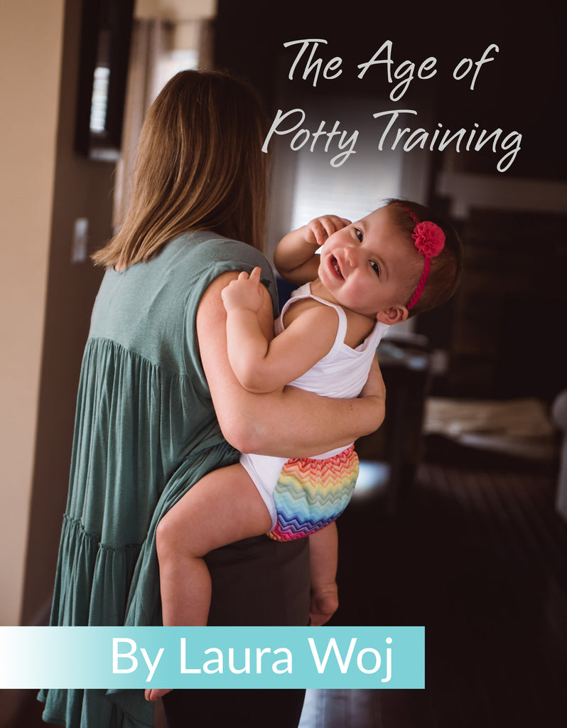The Age of Potty Training