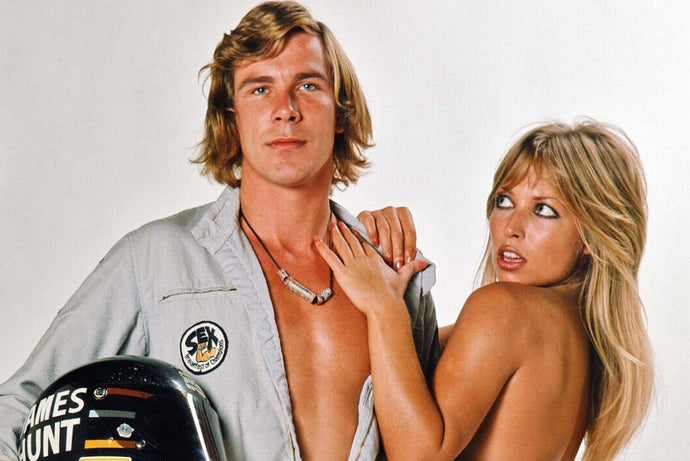 ¿Por qué seguimos adorando a James Hunt?