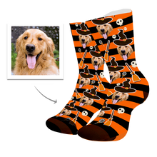 Load image into Gallery viewer, Custom Dog Socks