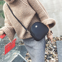 Load image into Gallery viewer, Bags for Women 2020 New Shoulder Bag Fashion Handbag Phone Purse Imperial Crown Pu Leather Women Small Shell Crossbody Bag