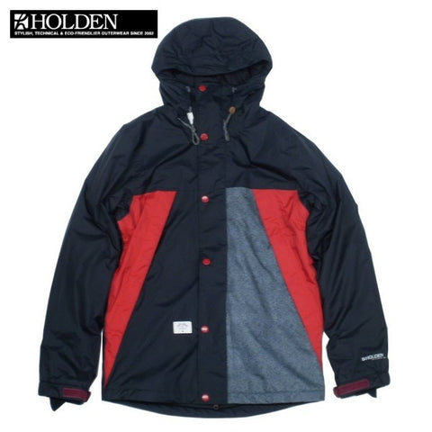 HOLDEN Snowboard VARSITY Jacket Port Royale Multi 14/15 Men's