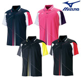 MIZUNO short sleeves game shirt uniforms tennis soft tennis badminton wear