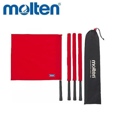 molten linesman flag linesman flag Red volleyball