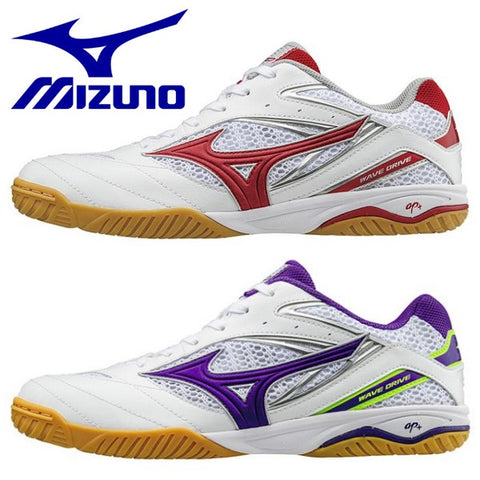 MIZUNO table tennis shoes Wave drive 8