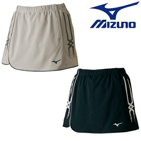 MIZUNO Ladies squat skirt tennis soft tennis badminton wear