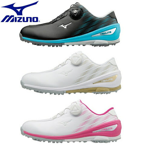 MIZUNO golf shoes Women NEXLITE 004 Boa next-light 004 bore