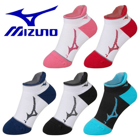 MIZUNO Ladies sports socks tennis soft tennis badminton table tennis wear