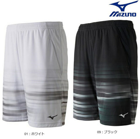 MIZUNO Half Pants Game Pants Half Length Tennis Soft Tennis Badminton Wear