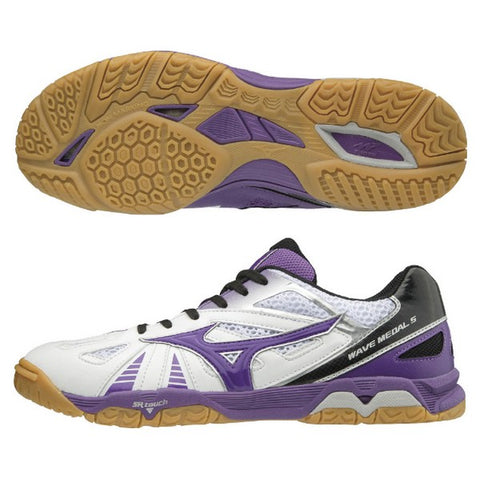 MIZUNO table tennis shoes Wave medal 5
