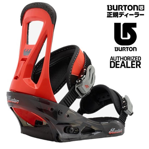 BURTON binding FREESTYLE Re: Flex Redrum 16/17 snowboard
