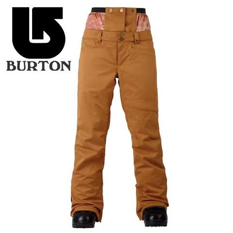 BURTON Snowboard Ladies ZIPPY Pants Roussillion 17/18