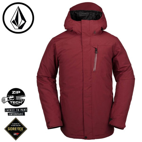 VOLCOM snowboard wear L GORE-TEX Jacket BTR 19/20 Men's