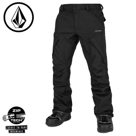 VOLCOM snowboard wear ARTICULATED Pants BLK 19/20 Men's