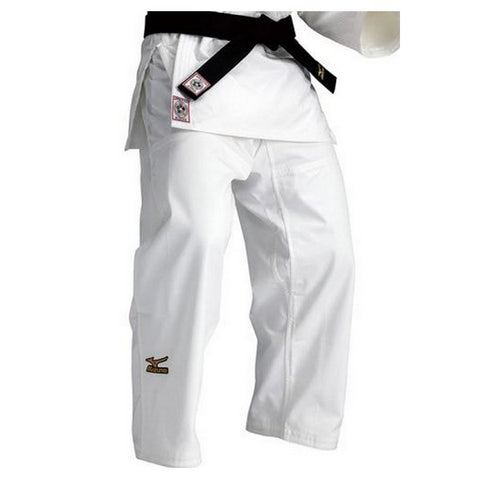MIZUNO judo Judokoromo pants championship IJF new standard reference model ependymal-band sold separately