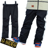 AA Snowboard 927 Pants Black / White 19/20