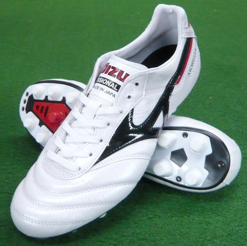 Morelia 2 JAPAN Short Tan Normal Stitch MIZUNO Mizuno Japan Soccer Spike P1GA200109