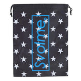 svolme star pattern shoes bag shoes case futsal Hardware