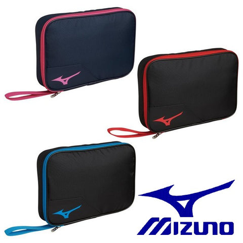 MIZUNO table tennis soft racket case Square two purse