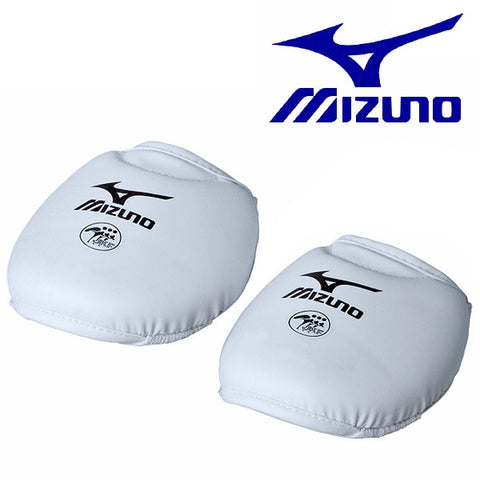 MIZUNO Karate Instep Guard Foot Instep All Japan Karatedo Federation Certified Product