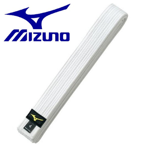 MIZUNO karate judo band white band