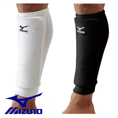 MIZUNO karate shin supporters one shin