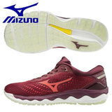 MIZUNO Ladies running shoes Wave Sky 3 land shoes