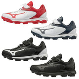 MIZUNO baseball spike Junior Wave select Nine Jr.