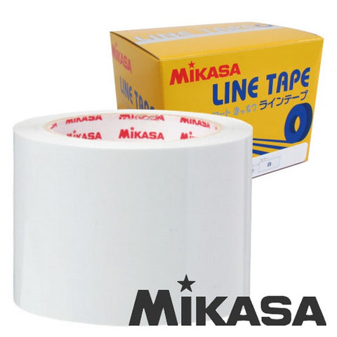 MIKASA line tape non-stretchable type 1 Volume straight line for Futsal