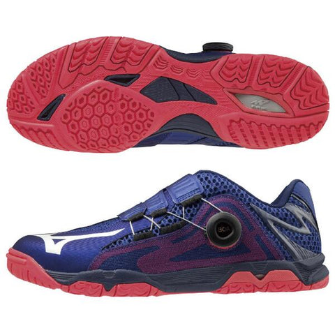 MIZUNO table tennis shoes Wave medal BOA bore