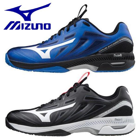 Mizuno tennis shoes Wave Exceed 4 SW OC MIZUNO clay Sunairi for artificial grass courts 61GB2014