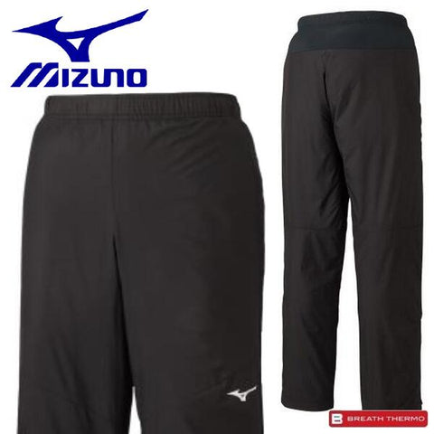 Mizuno windbreaker Breath Thermo light warmer pants MIZUNO tennis soft tennis badminton table tennis wear