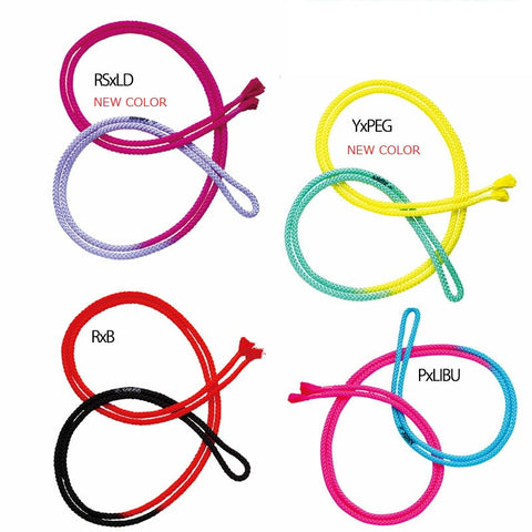 SASAKI double-end rope/rope certified product [rhythmic gymnastics rope/rhythmic gymnastics equipment]