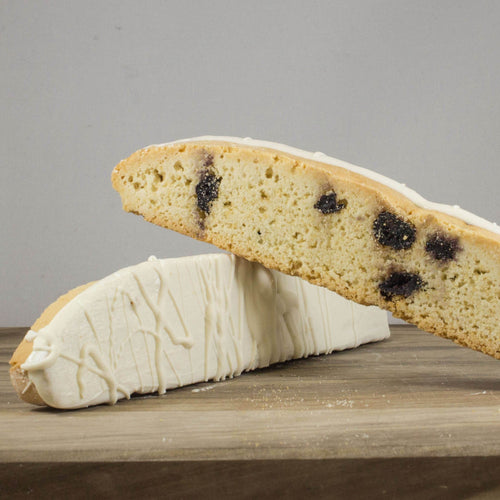 Wholesale Blueberry White Chocolate