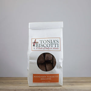 Wholesale Mandarin Tozzetti Dark Chocolate Bites