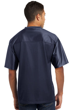 701-Mens Replica -Style Football Jersey in Navy (Blank Parent Jersey)
