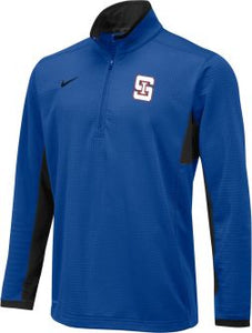 *OPTIONAL* Men's Soccer Team 1/2 Zip Jacket (Royal)
