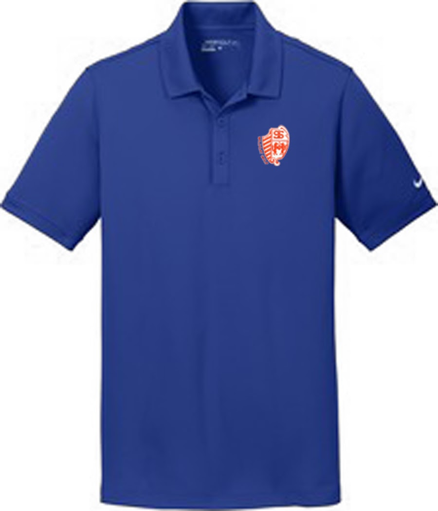 *REQUIRED-JV* Men's Golf Team S/S Polo (Royal)